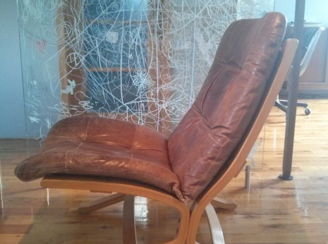 Westnofa lounge chair